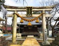 Santuário de Hiyoshi, Nagahama, Japão Fotografia de Stock