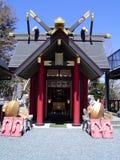 Santuário de Japenese Fotos de Stock Royalty Free