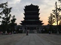 Santuário de Jinan Fotos de Stock Royalty Free