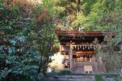 Santuário de Kasuga do santuário de Ujigami fotos de stock