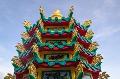 Santuário de Kuan Im Fotos de Stock Royalty Free