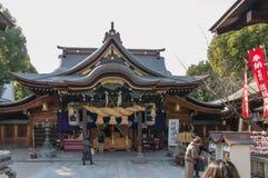 Santuário de Kushida fotografia de stock royalty free