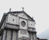 Santuário de Magdalene Bienno, Itália imagem de stock royalty free