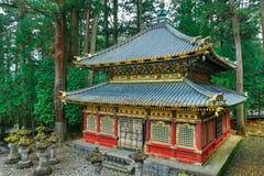 Santuário de Nikko Toshogu em Nikko, Japão foto de stock royalty free