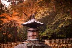 Santuário de Nikko Toshogu, Tochigi, Japão fotografia de stock