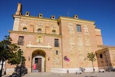 Santuário de nossa senhora da caridade, Illescas, Espanha Imagens de Stock