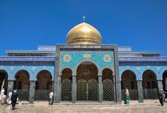 Santuário de Sayeda Zeinab em Síria Fotografia de Stock