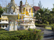 Santuário de Tailândia Imagens de Stock Royalty Free