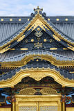 Santuário de Toshogu no parque de Ueno no Tóquio imagens de stock
