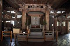 Santuário de Toyokuni em Miyajima fotos de stock royalty free