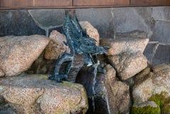 Santuário de Utasu Jinja Fotografia de Stock Royalty Free