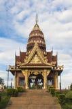 Santuário do cidade-deus em Phetchabun Fotografia de Stock