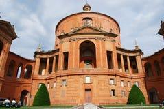 Santuário do Madonna di San Luca Imagem de Stock