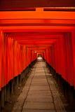 Santuário do Shintoist fotos de stock