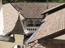 Santuário do telhado de St Remedio Foto de Stock Royalty Free