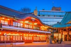 Santuário Japão de Kanda imagens de stock
