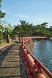Santuário japonês Imagem de Stock Royalty Free