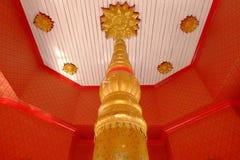 Santuário Phitsanulok da coluna da cidade Imagens de Stock Royalty Free