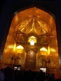 Santuário santamente da imã Reza fotos de stock