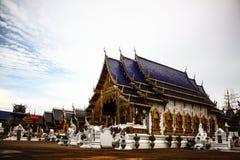 Santuário tailandês fotografia de stock