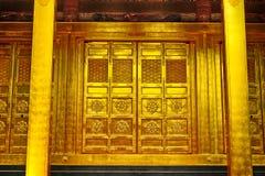 Santuário xintoísmo de Toshogu, Tóquio, Japão foto de stock