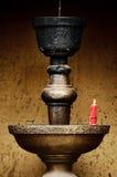 Santuários do castiçal Fotografia de Stock Royalty Free