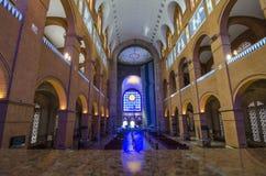 Santuário de Nossa Senhora de Aparecida. Royalty Free Stock Photo