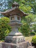 Santu?rio de Niihashisengen em Gotemba, Jap?o imagens de stock