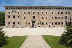 Santuari de Lluc. Monastery in Mallorca, Spain Royalty Free Stock Photography