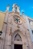 Santuari de Maria Auxiliadora in Menorca. Photography of Santuari de Maria Auxiliadora in Ciutatella de Menorca, Balearic Island, Spain Royalty Free Stock Photo