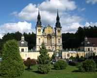 Santuario Imagen de archivo