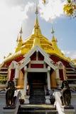 Santuario budista Fotos de archivo libres de regalías