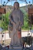 santuario chimayo de el Стоковое Изображение