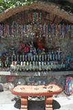santuario chimayo de el Стоковые Изображения RF