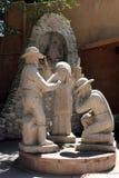 santuario chimayo de el Стоковое Фото