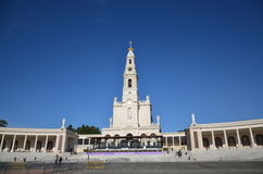 Santuario de Fatima, Portugal. Sanctuary of Fatima Royalty Free Stock Images
