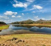 Santuario de fauna de Periyar, la India foto de archivo libre de regalías