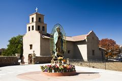 Santuario de Guadalupe Royalty Free Stock Photography