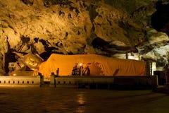 Santuario de la cueva foto de archivo