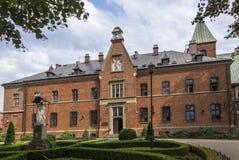 Santuario de la misericordia divina en Kraków Fotografía de archivo libre de regalías