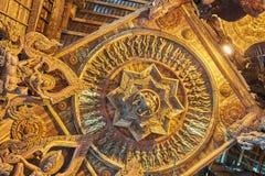Santuario de la verdad, Pattaya, Tailandia Foto de archivo libre de regalías