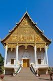 Santuario de Laos Fotos de archivo