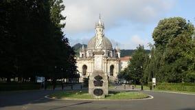 Santuario de Loiola España imagen de archivo