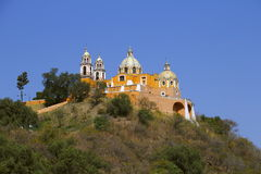 Santuario de los Remedios III Royalty Free Stock Photography