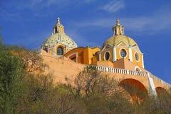 Santuario de los Remedios V Royalty Free Stock Image