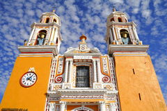Santuario de los Remedios VI Royalty Free Stock Photography