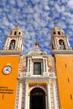 Santuario de los Remedios XIX Stock Photography