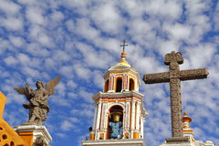 Santuario de los Remedios XX Royalty Free Stock Photo