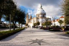 Santuario de Nossa Senhora tun Sameiro Lizenzfreie Stockfotografie