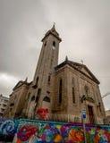 Santuario de Nostra senora de Fatima Στοκ Φωτογραφίες